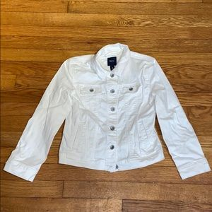 White GapKids Jacket